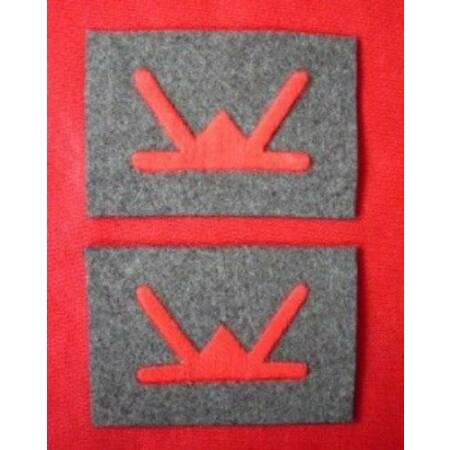 img-BRITISH ARMY. 53rd. ( WELSH ) INFANTRY DIVISION FORMATION BADGES.