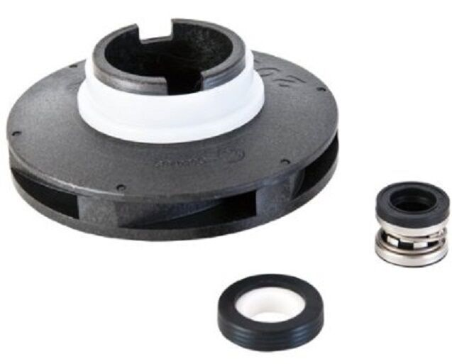 New hayward northstar swimming pool pump 1 hp impeller kit for Hayward sp2607x10 replacement motor