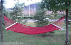 Leisure Portable Safe Cotton Rope W150cm*L200cm Outdoor 2*People Hammock