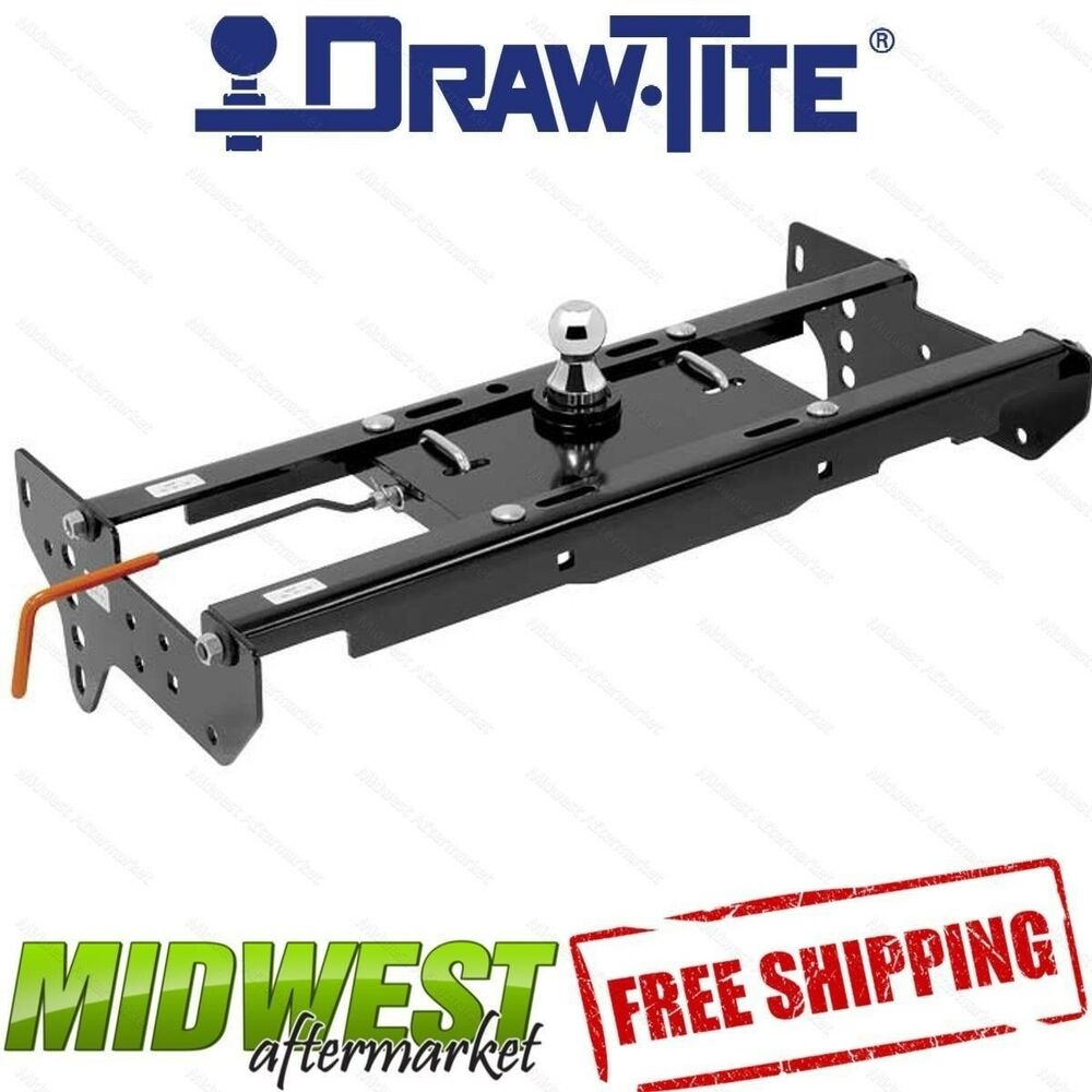 Draw Tite Hide A Goose Gooseneck Hitch Fits 1999-2015 Ford