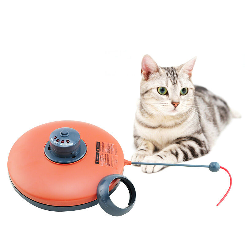 Moving Cat Toy As Seen On Tv