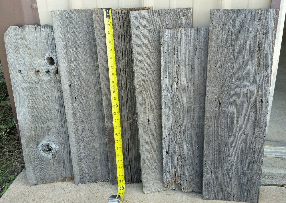 1 reclaimed old fence board 22 24 rustic barn wood for Where to buy old barn wood