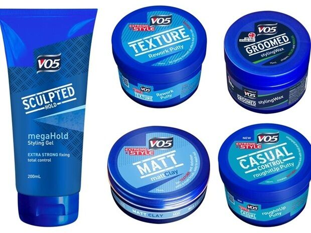 Hair Style Gel: VO5 Extreme Style UK'S NO,1 Styling Brand Men's Hair Gel