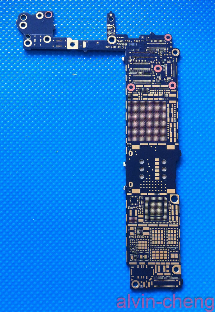 Iphone S Logic Board Unlocked