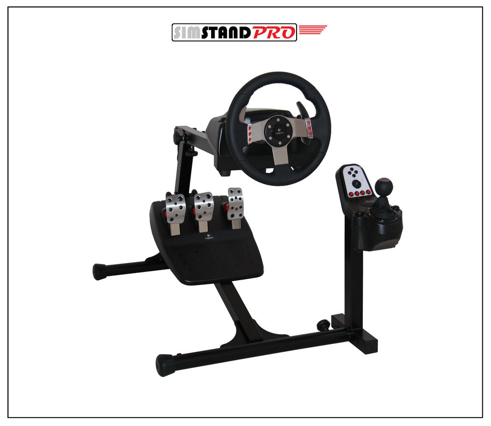 simstandpro sim stand pro wheel stand playseat for. Black Bedroom Furniture Sets. Home Design Ideas