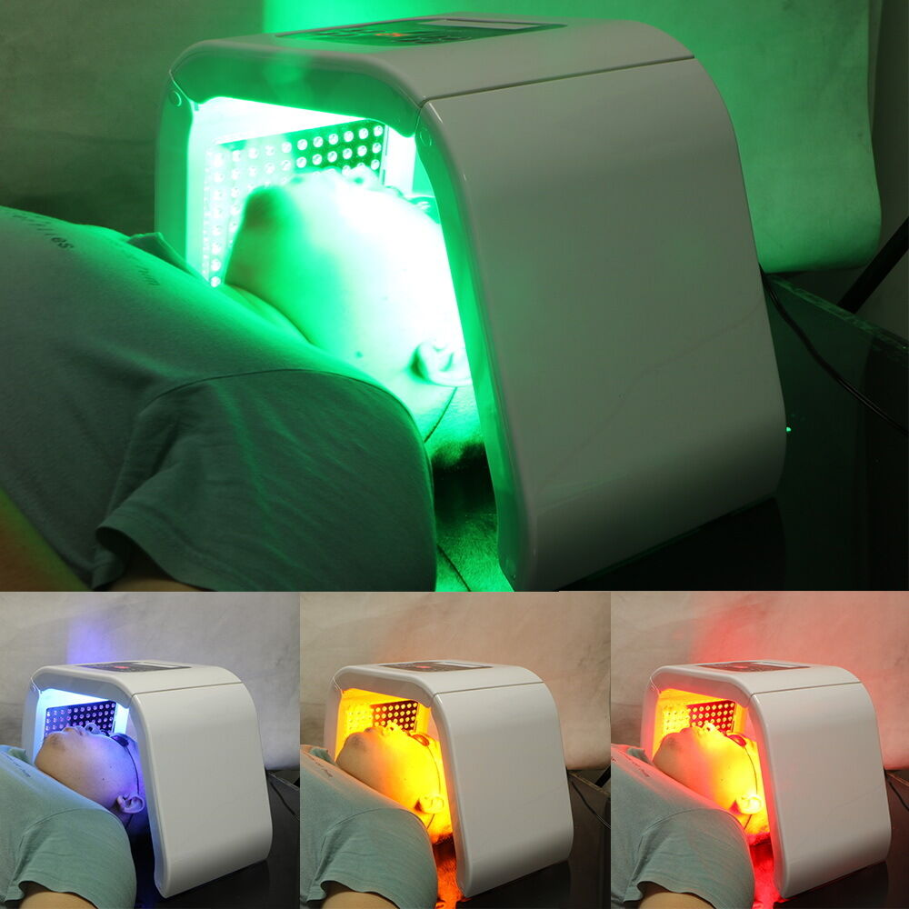 Spa Photon Therapy Facial Led Light Pdt Skin Rejuvenation