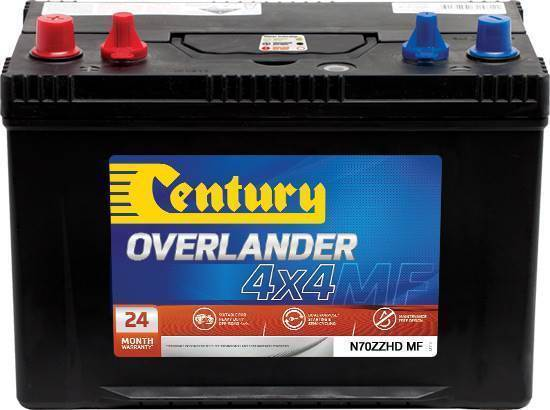 century n70zzhdmf super heavy duty 4wd battery dual purpose 720 c ebay. Black Bedroom Furniture Sets. Home Design Ideas