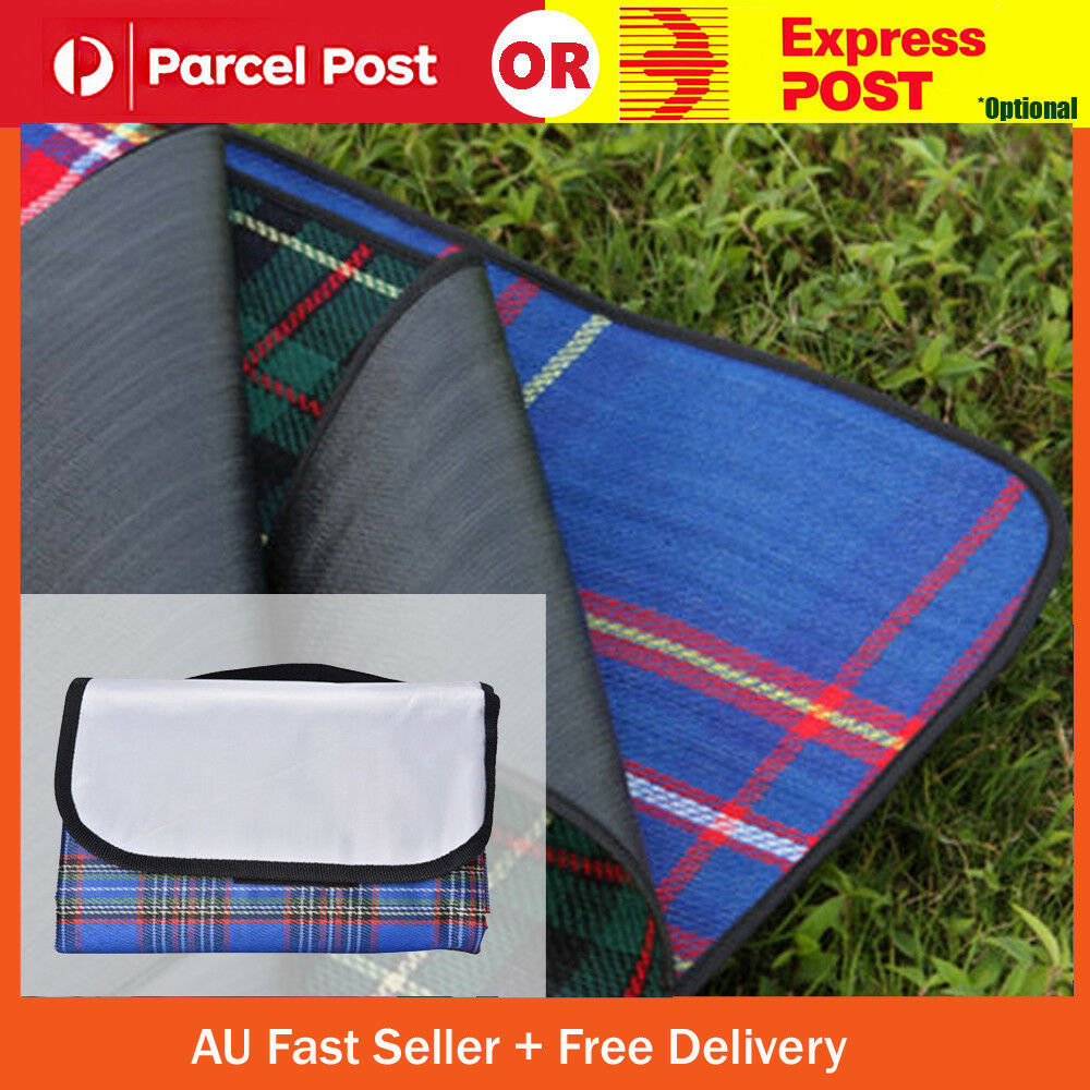 Red 180x150cm light outdoor travel camping waterproof mat for Au maison picnic blanket