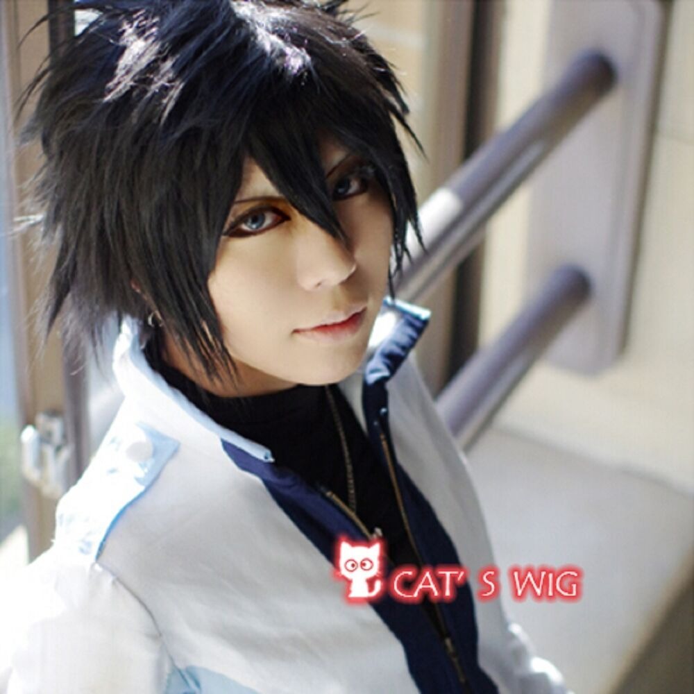 Fairy Tail Gray Fullbuster cosplay wig | eBay