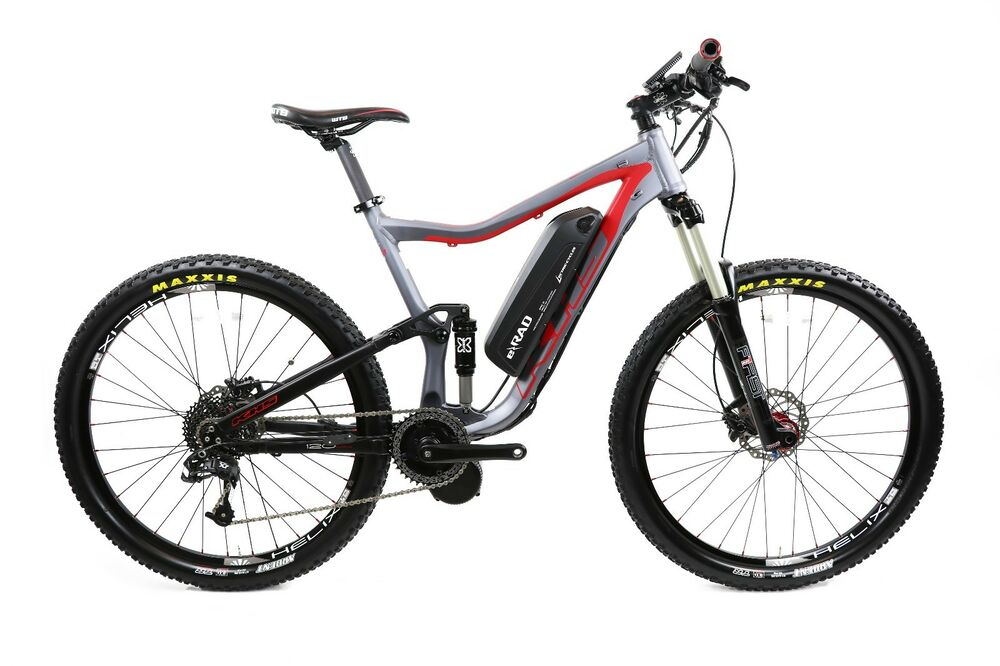 khs sixfifty 2500 e rad 750w mid drive conversion full suspension e bike mtb ebay. Black Bedroom Furniture Sets. Home Design Ideas