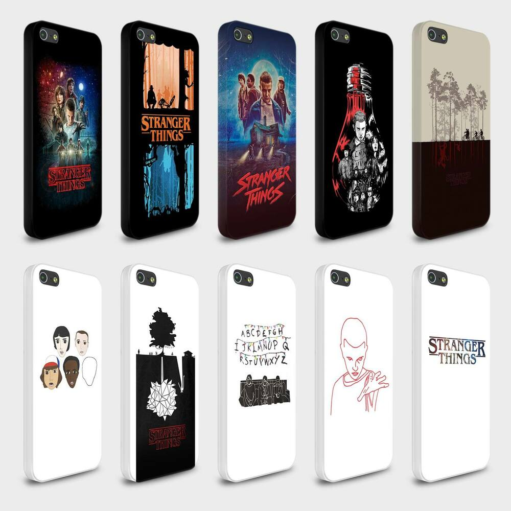 Phone Hard Cases Covers Stranger Things For Iphone