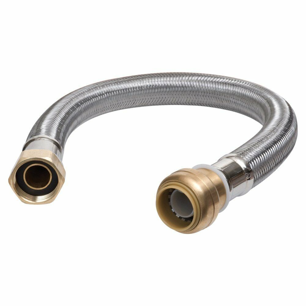 Water Heater Connection Hose Sharkbite Pex Cpvc Copper