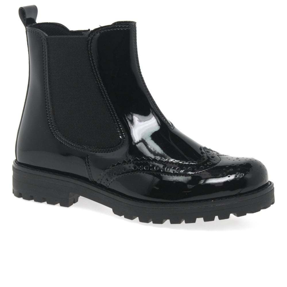 809487aa720f Details about Kids at Clinks Assisi Jodhpur Girls Chelsea Boots