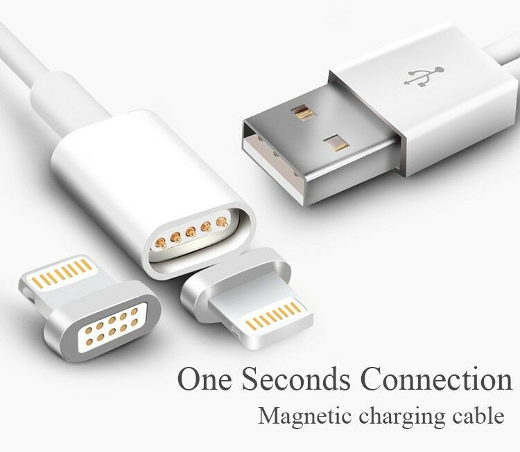 iphone 6 charging cable magnetic adapter charger lightning charging cable sync 3581