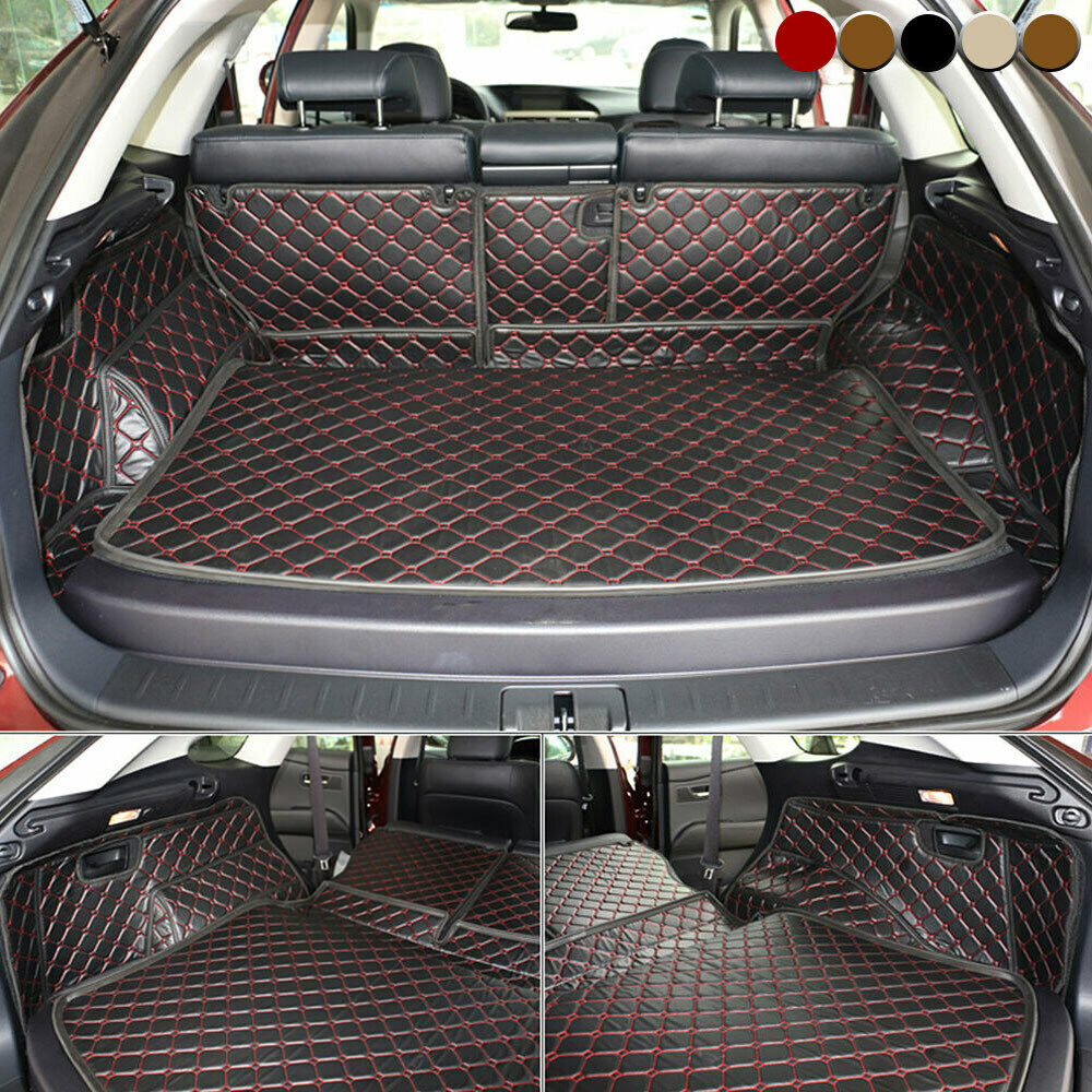 trunk mat cargo mats auto car boot liner carpet for lexus rx350 330 2009 2013 ebay. Black Bedroom Furniture Sets. Home Design Ideas