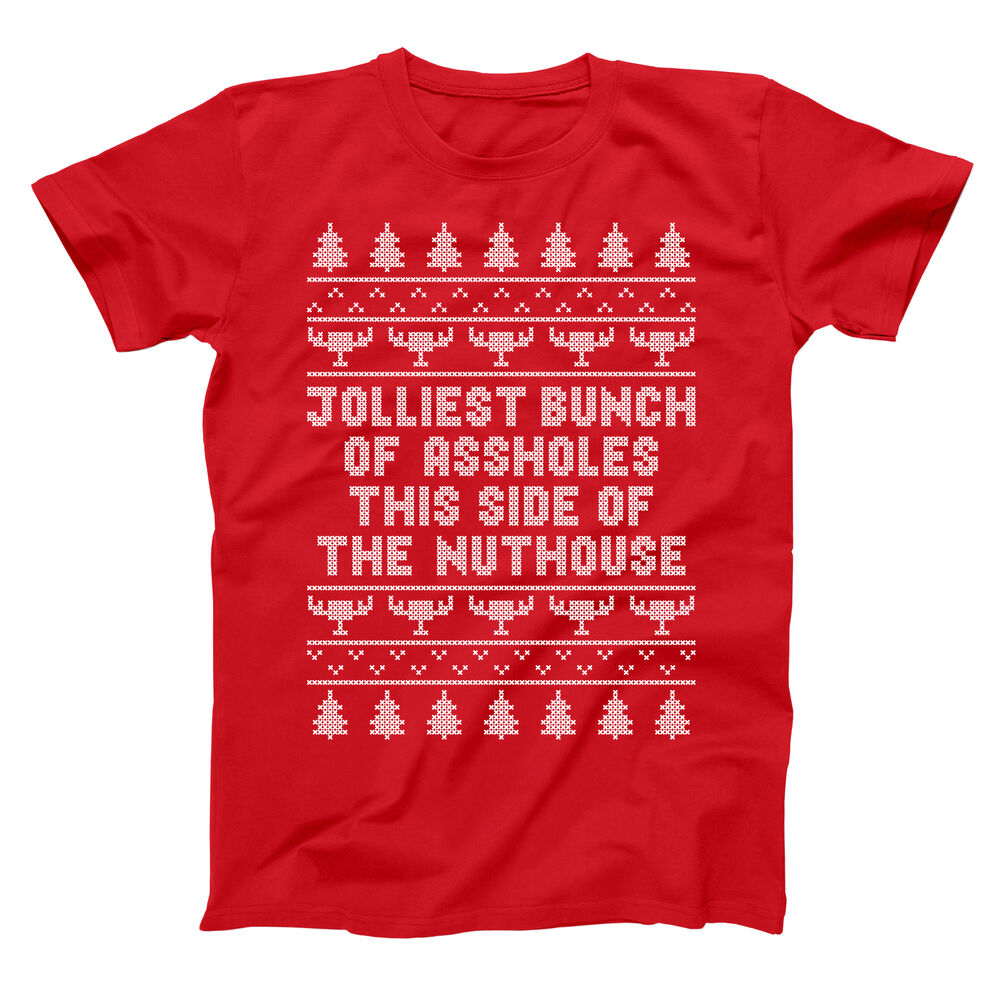 Christmas Vacation Quotes Jolliest Bunch Of: Jolliest Bunch Of A**Holes Funny Christmas Vacation Movie