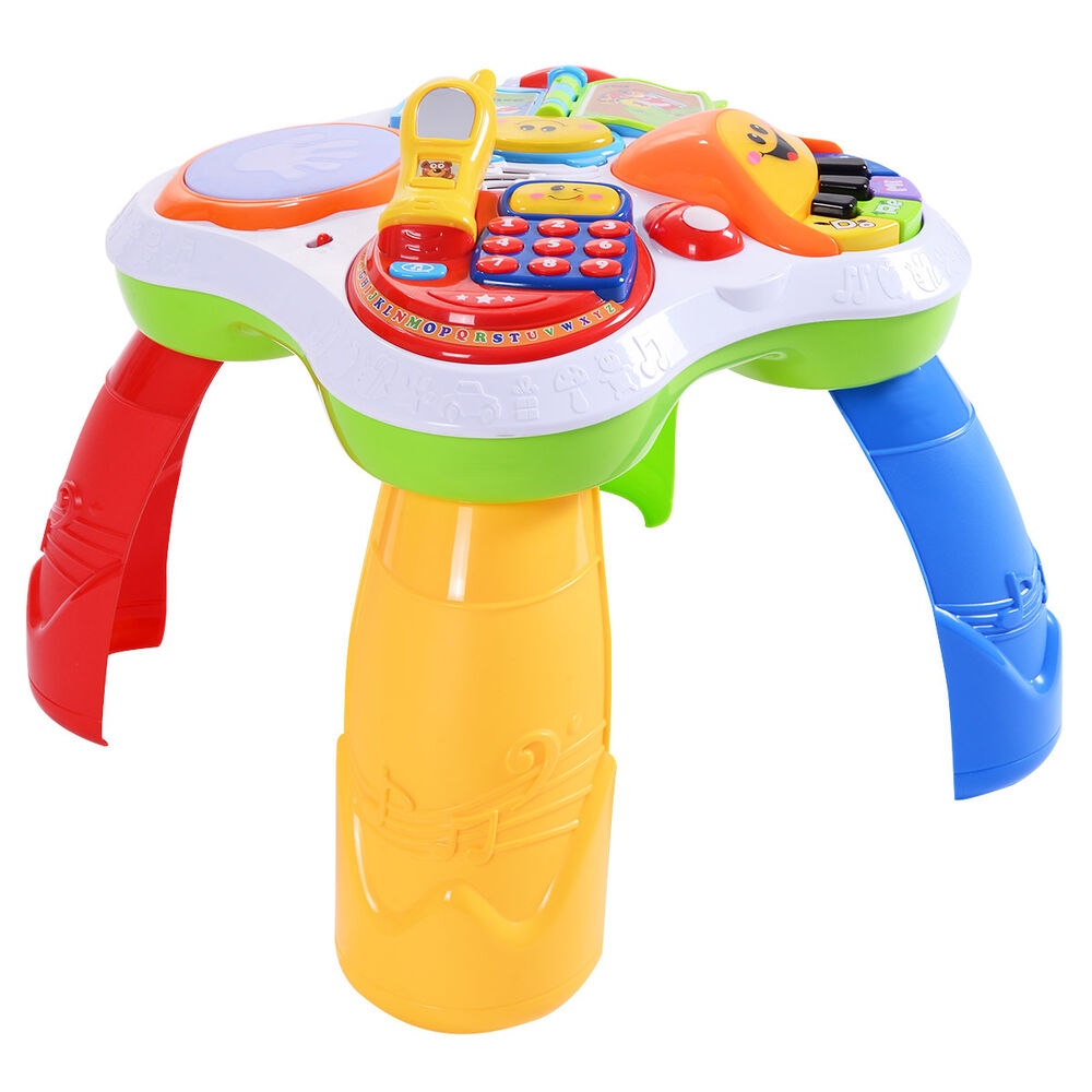 Toddler Educational Toys : Learning table fun laugh and learn educational toy kids