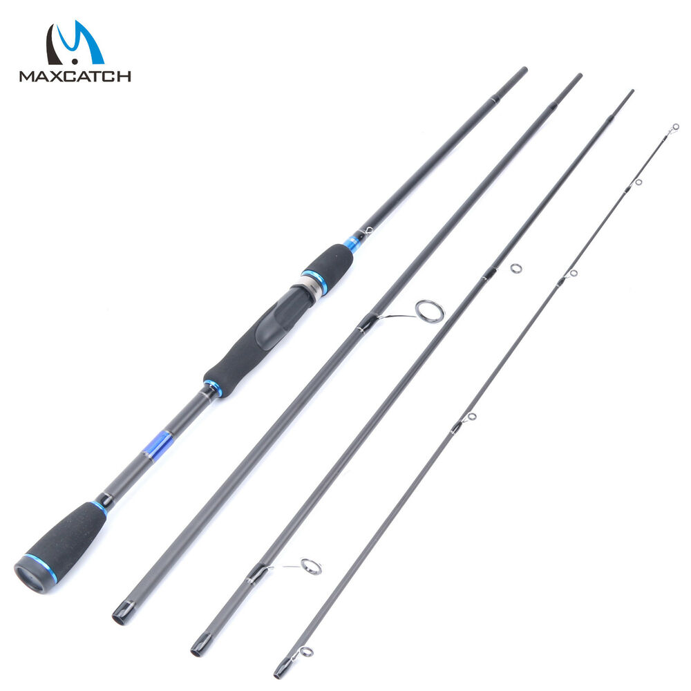 8 39 9 spinning fishing rod portable travel fishing rod for Ebay fishing poles