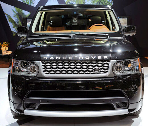 Land Rover 2010 Price: Range Rover Sport 2010-2013 OEM Autobiography Front Bumper