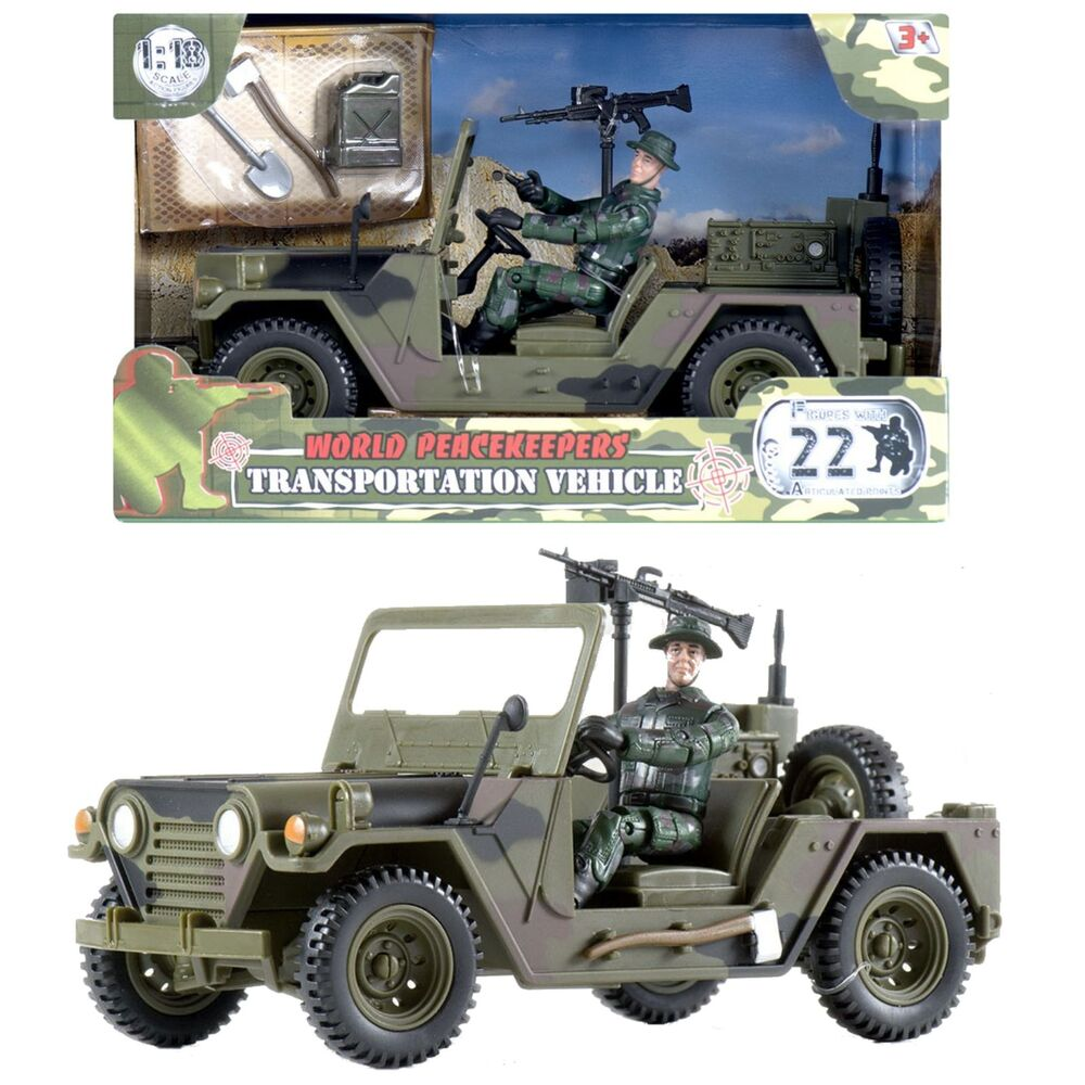 Toy Army Cars : World peacekeepers military transportation army vehicle