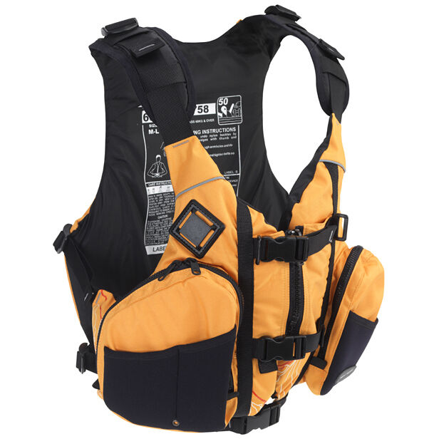 Sea to summit kayak fishing pfd vest ebay for Kayak fishing vest