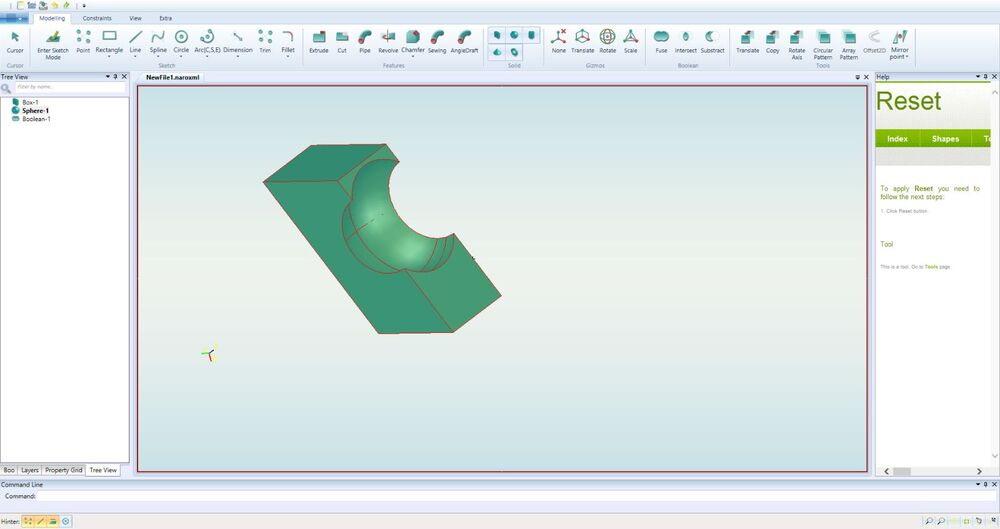 Narocad 3d Parametric Modeling Cad Design Software For