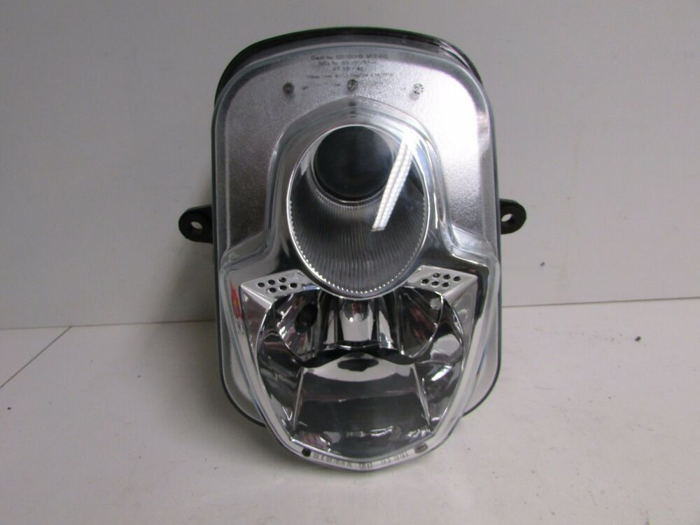 Ducati Monster Halo Headlight