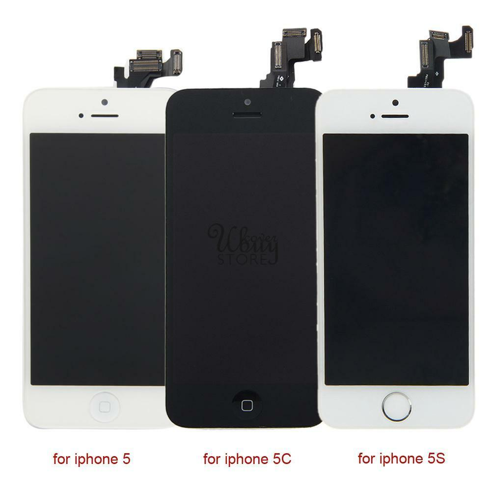 iphone 5s front screen replacement replacement lcd digitizer front screen display assembly 17474