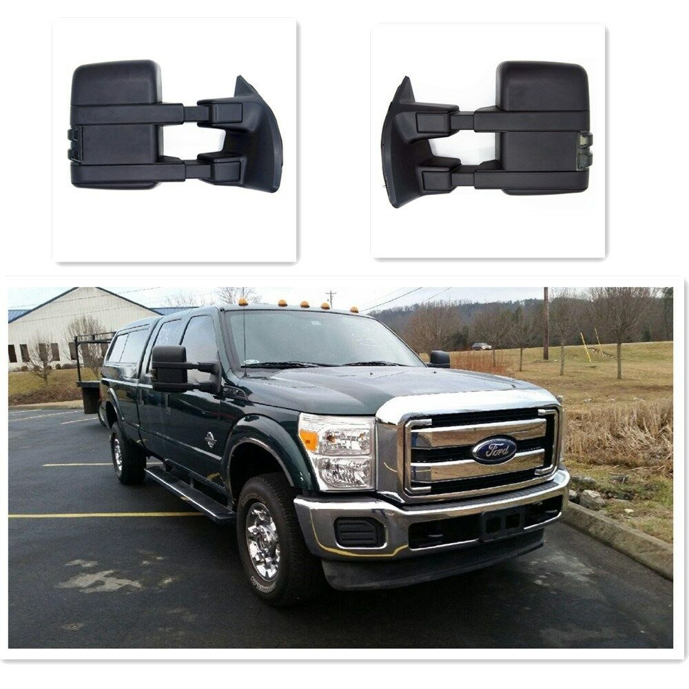 for 99 16 ford superduty f250 550 dual arms manual towing. Black Bedroom Furniture Sets. Home Design Ideas