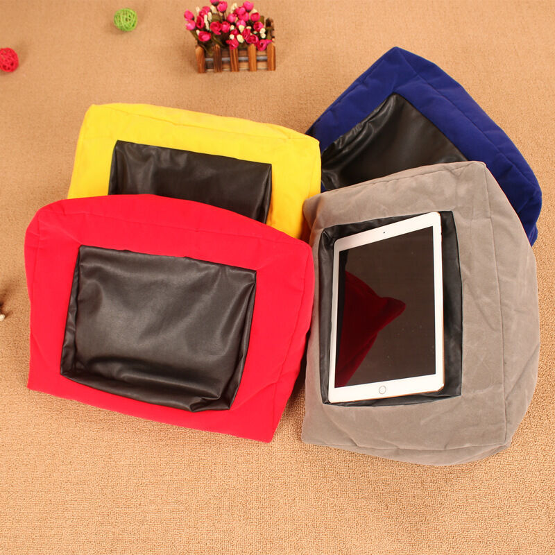bosign portable 2 in 1 tablet holder travel pillow