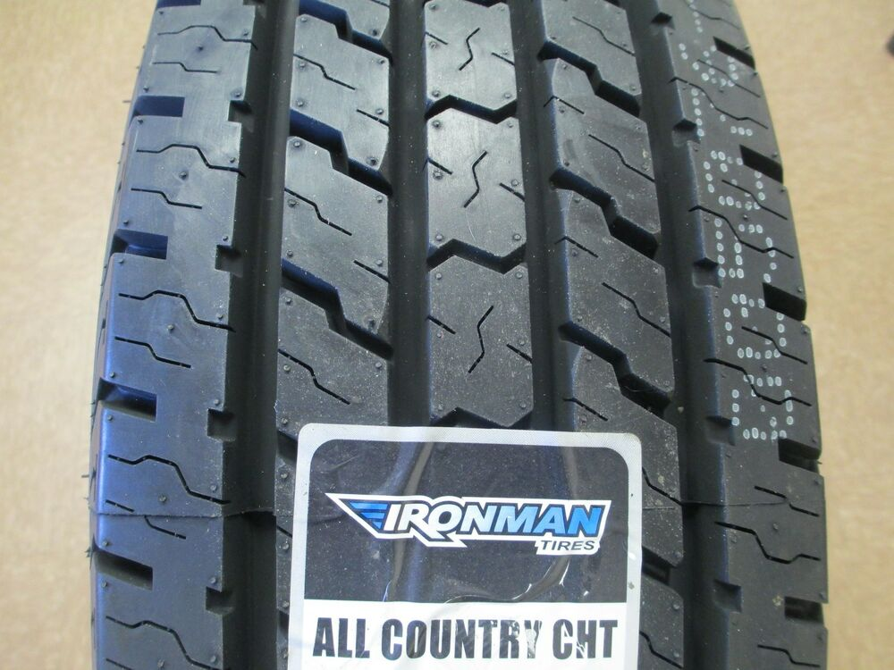 Achilles Atr Sport 2 >> 2 New LT 275/65R18 Ironman All Country CHT Tires 275 65 18 2756518 65R 10 Ply | eBay