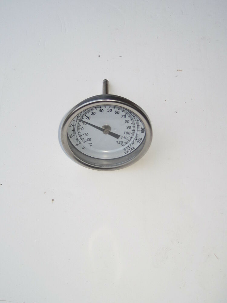 Hot Water Dial : Premium quality ss dial boiler thermometer hermetically
