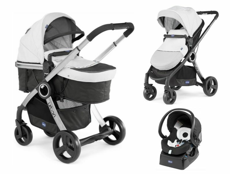 Chicco Urban Plus 4in1 Travel System Uk Stock All Colours