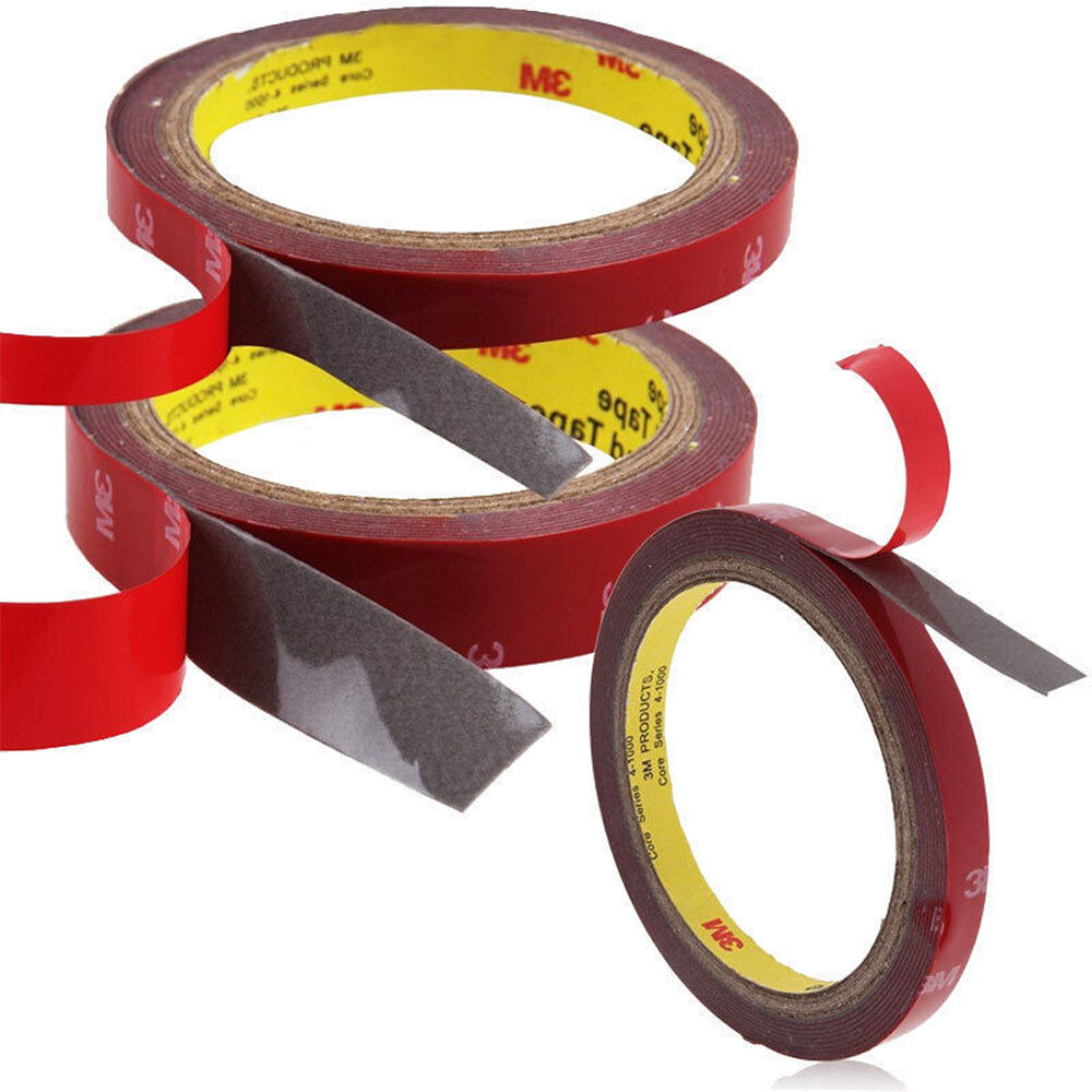 3m Double Sided Clear Adhesive Tape