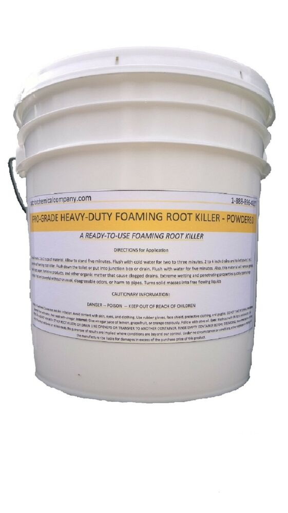 10lbs Foaming Root Killer Sewer Septic Drain Leach Field