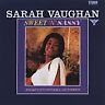 Sarah Vaughan  - Sweet and Sassy CD