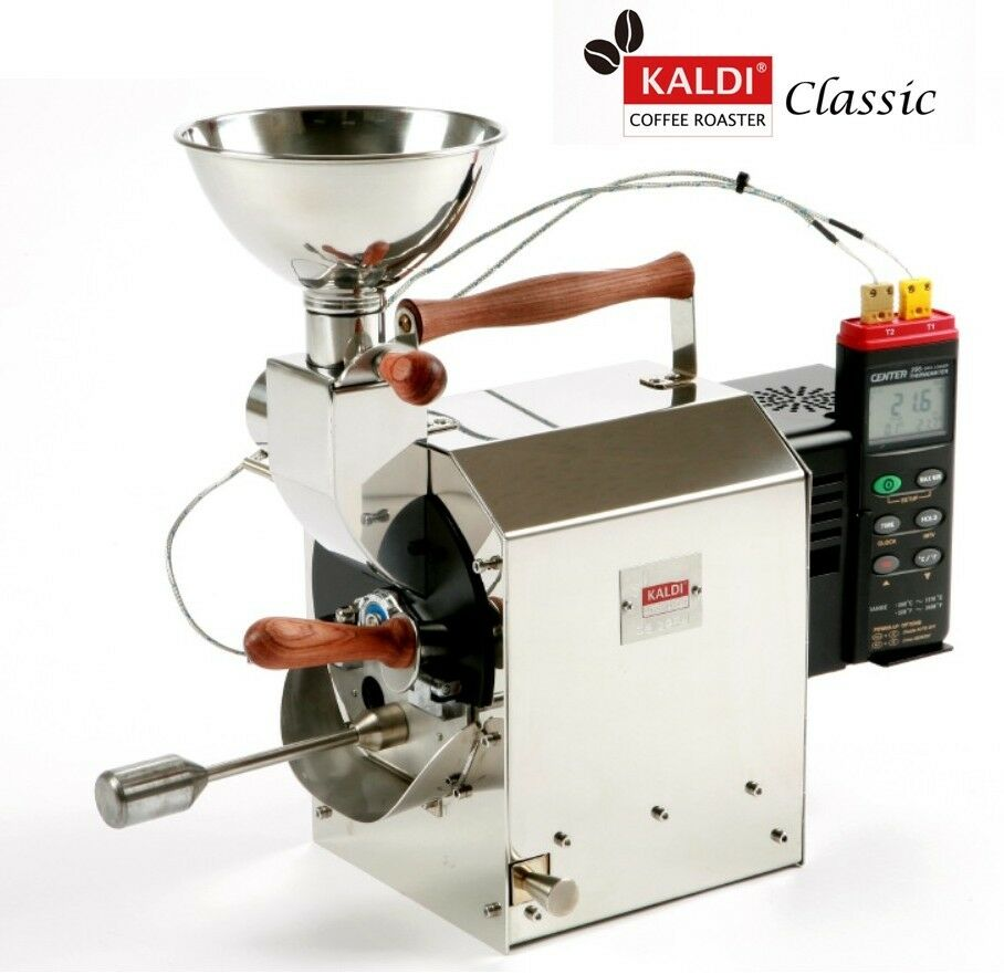 Roasters N Toasters Home: KALDI CLASSIC Coffee Bean Roaster Professional For Home