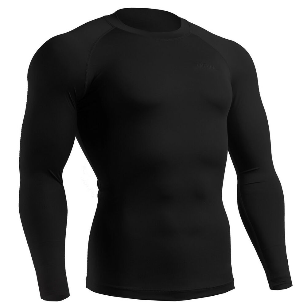 Mens Womens Winter Thermal Under Compression Armour Tight