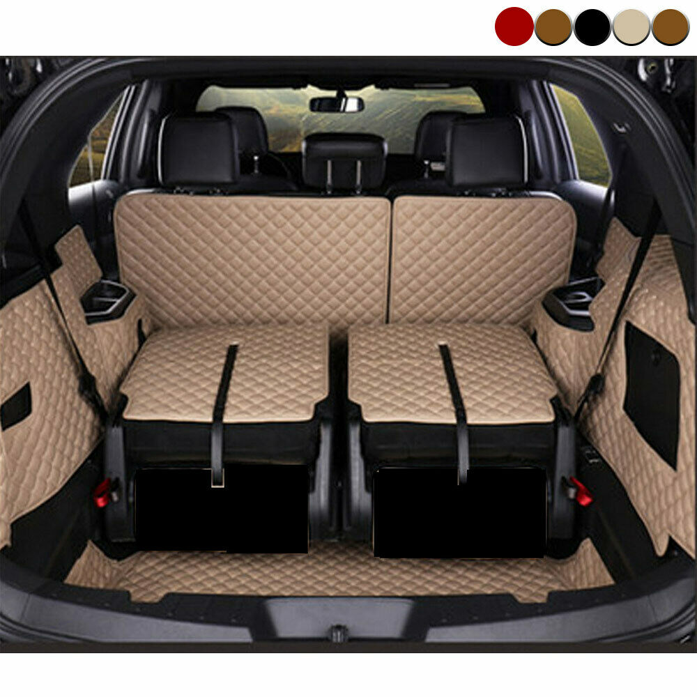 Car Trunk Mat Cargo Boot Liner Waterproof For Ford