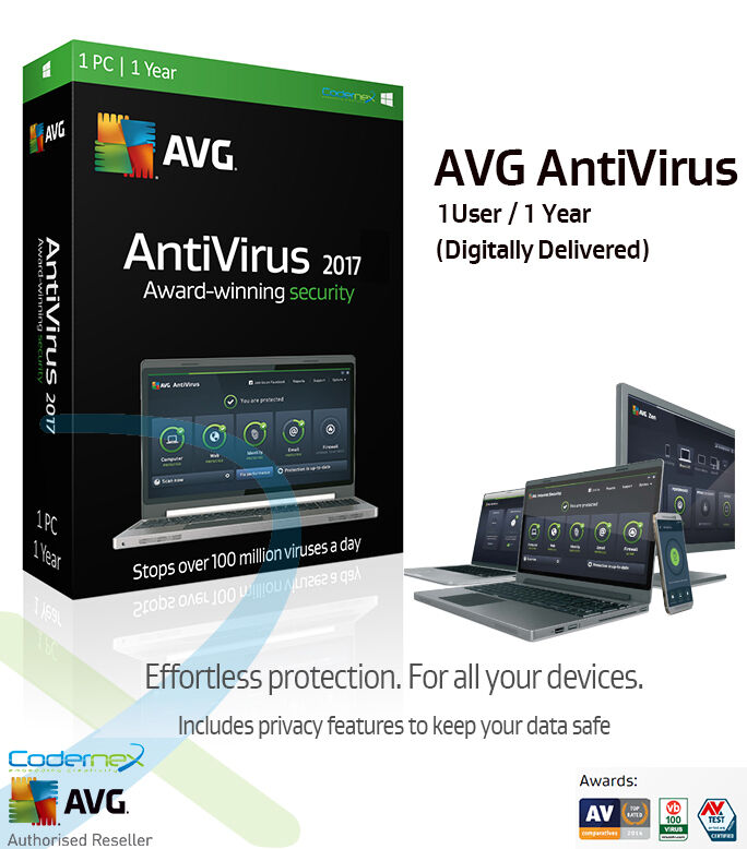 Avg internet security 2017 license key until 2018