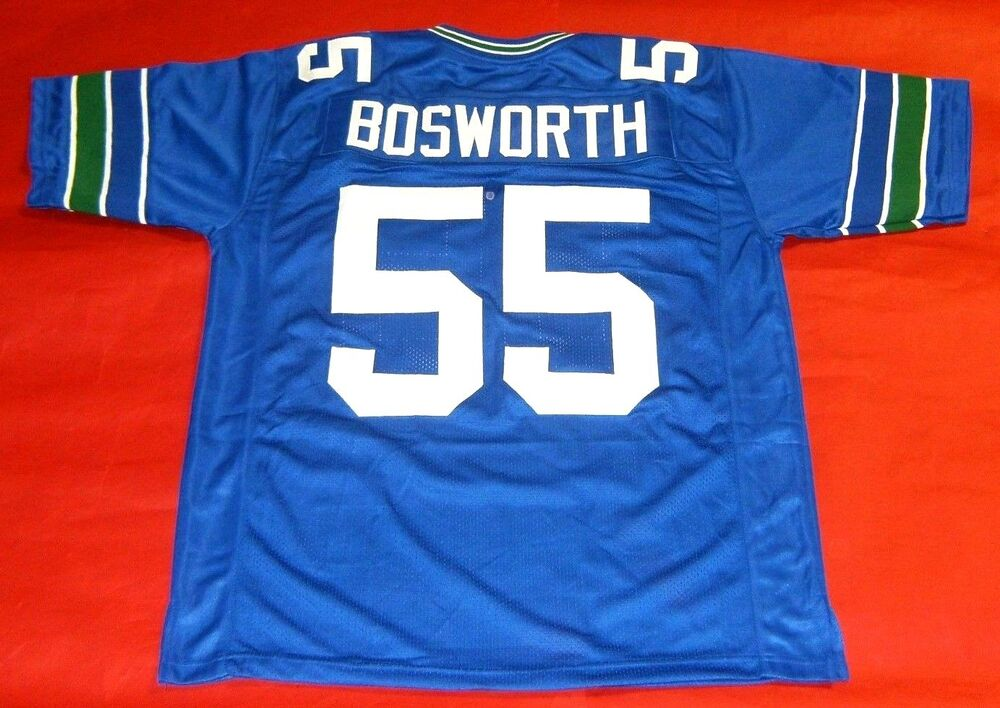 brian bosworth jersey china