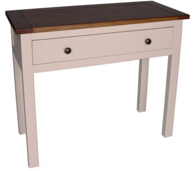 Ainstree console table ebay for 10 inch depth console table