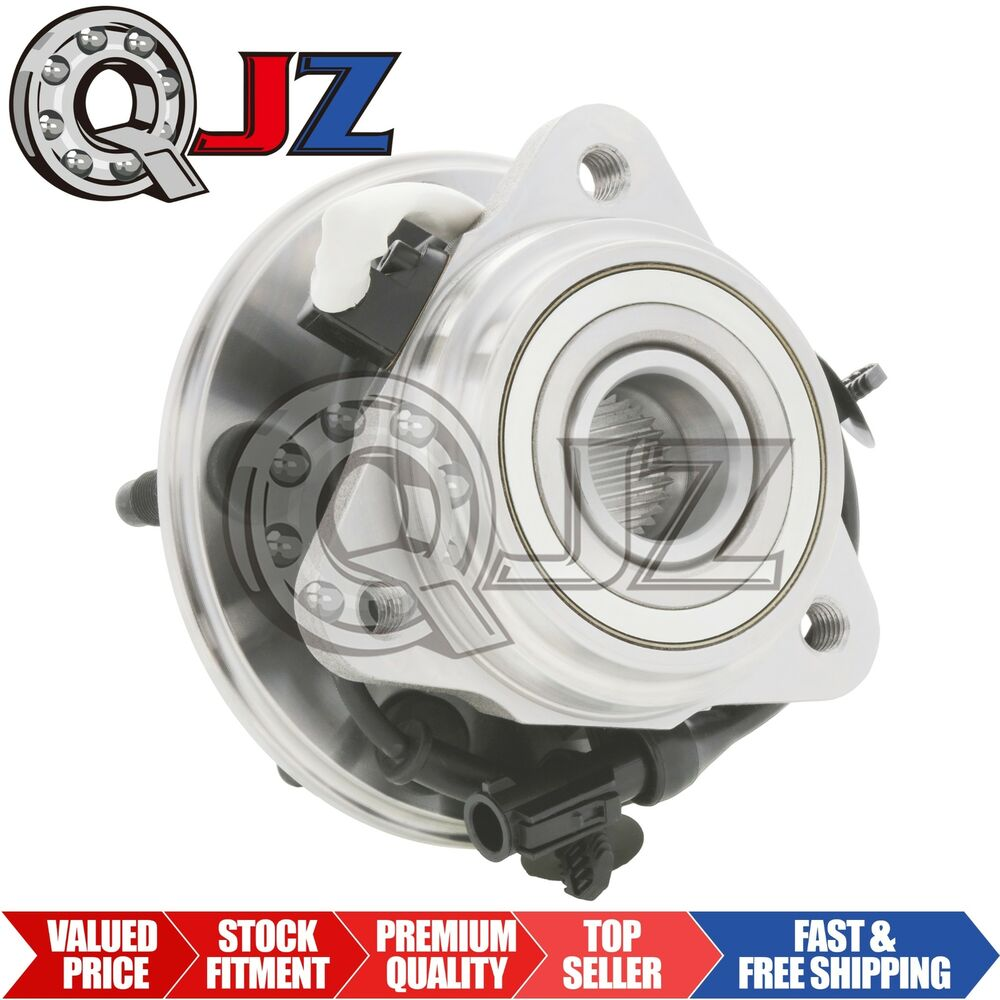 Hub Assembly On A Car  Ford Explorer