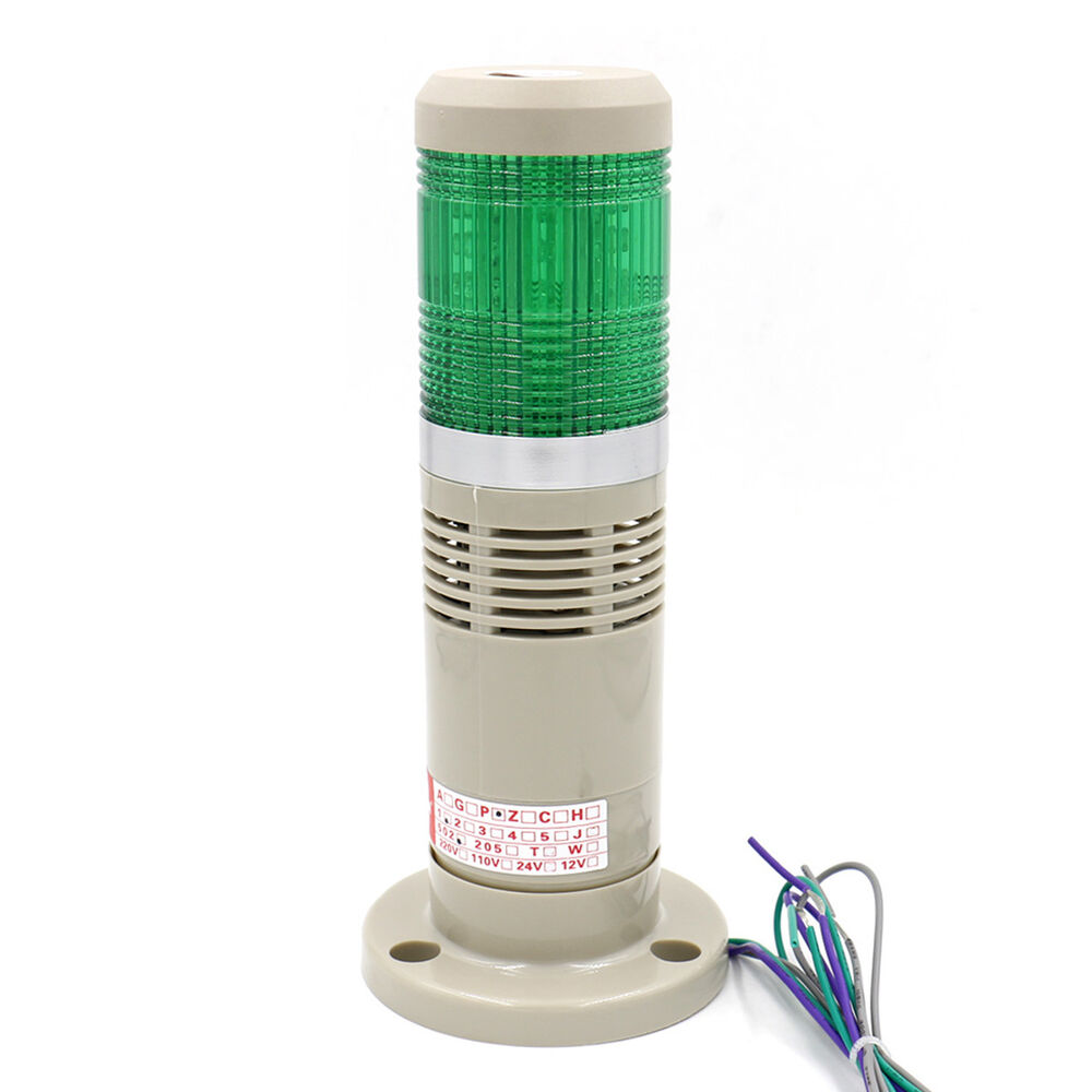 Alarm Warning Lamp Light Industrial Led Signal Tower