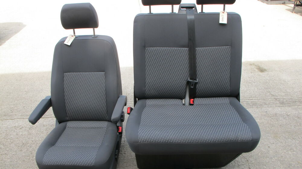 VW T5 3 SEATER USED SEAT COVERS