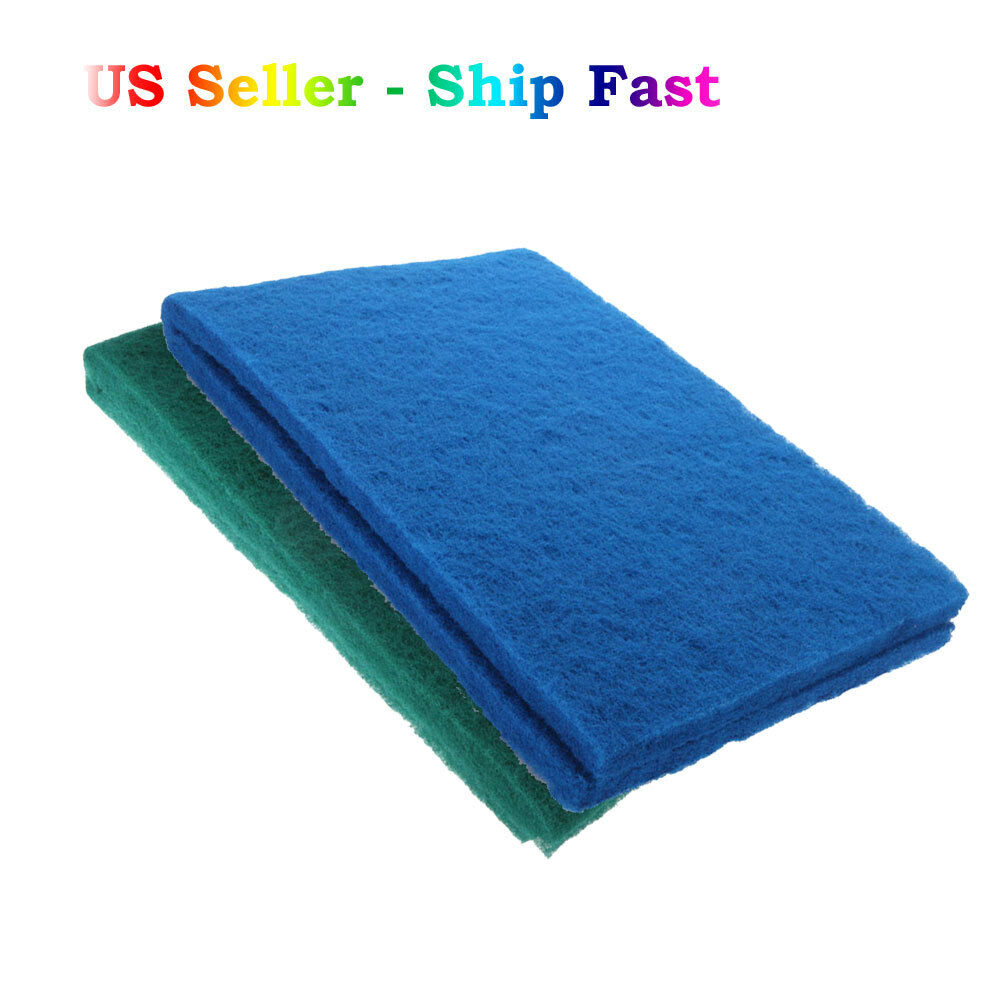 Bio sponge filter media pad cut to fit foam 35 for for Pond filter sponges