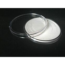 Kyпить 20 x Coin Capsule Holders With Adjustable White Rings For 25/30/35/40 mm Coins  на еВаy.соm