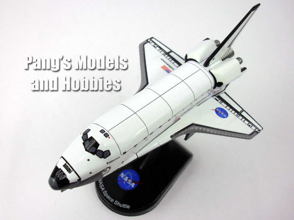 Space Shuttle Endeavour 1/300 Scale Diecast Metal Model by ...