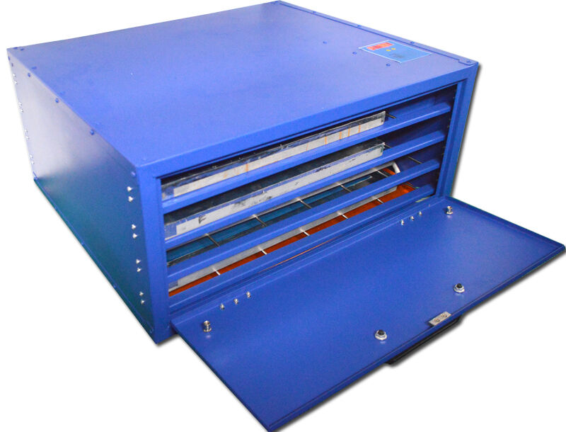 Screen Printing Drying Cabinet ~ Screen printing drying cabinet layers curing