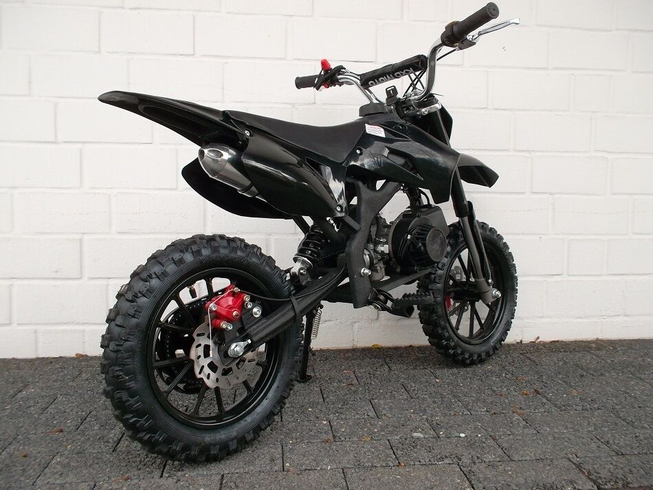 cross bike pocket bike dirt bike kinder enduro motorrad. Black Bedroom Furniture Sets. Home Design Ideas